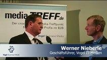 Werner Nieberle zu Social Media in der B2B-Kommunikation von Unternehmen in B2B-Märkten