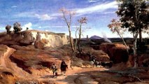Jean-Baptiste Camille Corot - Música Brahms