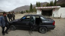 Asia Travel   Cu autostopul în ex URSS   Tajikistan, Dushanbe