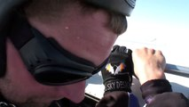 Skydiving freefly Go Vertical voss norway