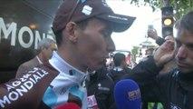 Cyclisme - TDF 2015 - 21e étape : Bardet « Je retiendrais l'état d'esprit »