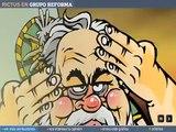Rictus en Grupo Reforma: Elección en el PRD 2008