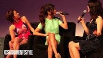 Selena Gomez, Ashley Benson, Rachel Korine & Harmony Korine sing Britney spears  #SXSW (2013)