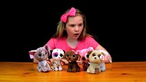 Beanie Boos The Boo Review BEARS BAMBOO, PENNY & HALO