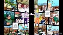 Naruto Manga 699-Naruto & Sasuke-Sello de Reconciliación[Fan Color]