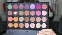 Purple Smokey Eye Makeup Tutorial | Jaclyn Hill Favorites Palette ♡ Asmaa Bakri