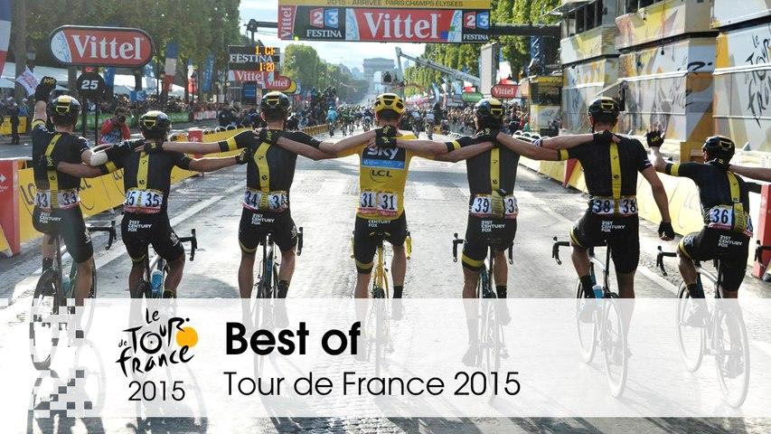 Best of - Tour de France 2015
