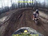 Fin Walters #711 @ Amherst Meadowlarks Motorcycle Club (65 class - Moto #2) - 14 Apr 2013