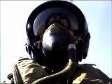 Mirage F1, trés basse altitude...