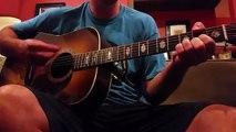 Chris Cornell - Sunshower Acoustic Guitar Cover