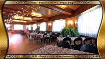 A VENDRE - BAR RESTAURANT VOSGES (88) proche La Bresse et Remiremont