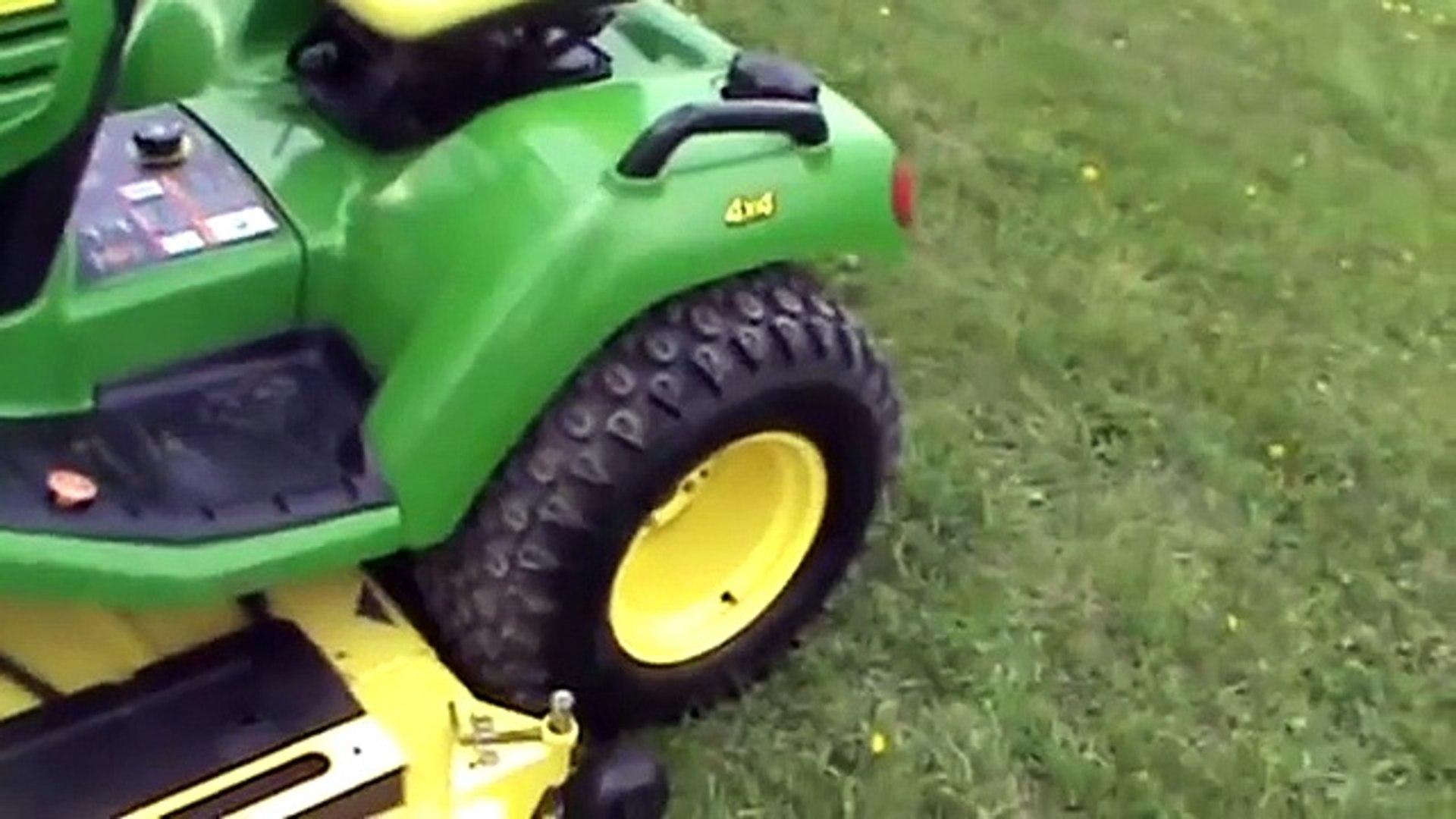 NEW ALTERNATOR PERMANENT MAGNET for John Deere Lawn Tractor