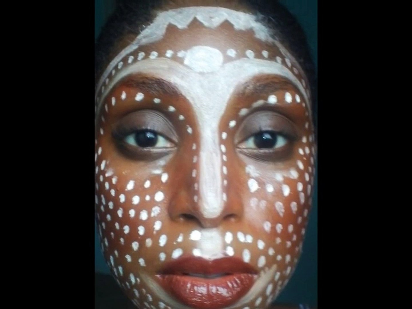 International Year for People of African Descent Inspired Makeup
