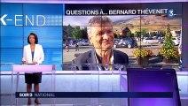"Christopher Froome : ""un beau vainqueur', selon Bernard Thévenet"