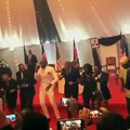 BARACK OBAMA Dancing The Lipala Dance in KENYA