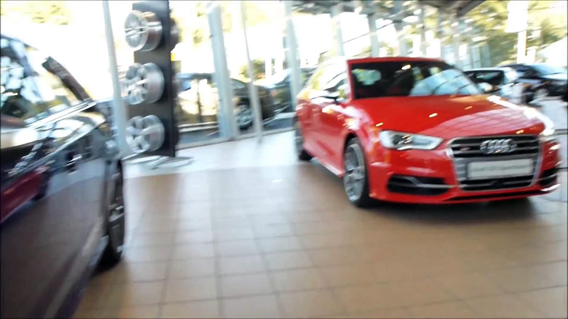 2014 Audi R8 Spyder -Audi S3 -Audi S3 Sportback -Audi RS5 Cabrio -Audi RS7 -Audi RS4 Avant (2)
