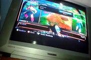 Dragon Ball z Ultimate Tenkaichi Bardock Vs Freeza Xbox 360