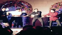 Salman Khan danced with Katrina Kaif on Chikni Chameli at Arpita's wedding