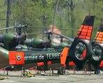 Livraison du 1er hélicoptère NHE EC  de l'armée de Terre