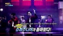 150721 KBS Star Dust con Super Junior