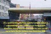 Swiss-EU Border, Basel & Weil am Rhein (D)