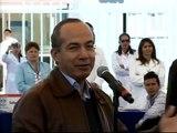Feria de Salud de Prevención Prevenissste - Presidente Calderón