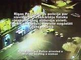 Rīgas Pašvaldības policija aiztur vīrieti par vairākkārtēju sievietes fizisku iespaidošanu