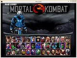 Mortal Kombat Project 4.1 (Borg117 fixed edition with sound edits) Cyber Sub Zero Gameplay