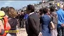 Laurent Bourgnon : un dernier hommage en Normandie