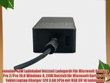 Genuine 43W Ladekabel Netzteil Ladeger?t F?r Microsoft Surface Pro 2/Pro 10.6 Windows 8 24W