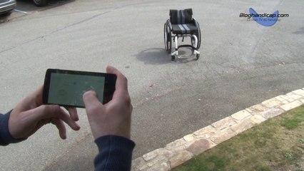 Présentation de la motorisation Alber pour fauteuil roulant