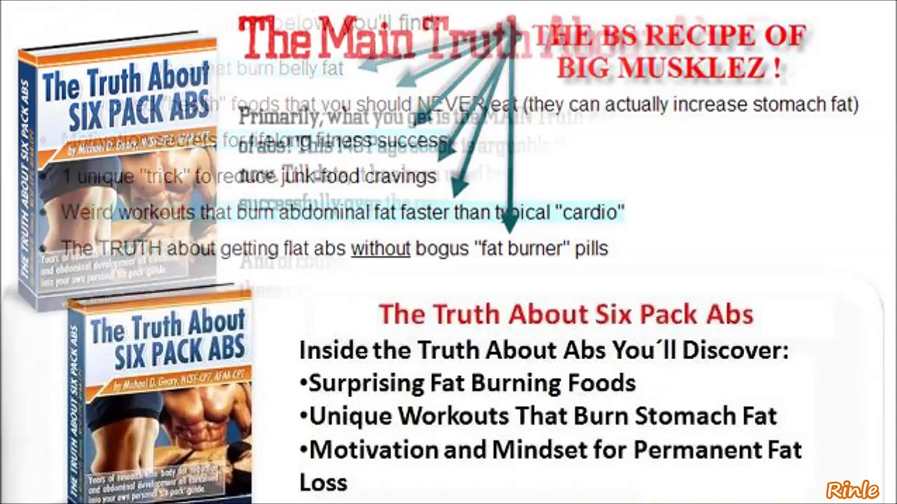 """Truth About Abs Review _ How """"Truth About Abs"""" Can Help People Get Six Pack Abs"""