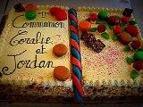 Communion jordan et Coralie
