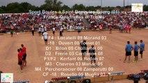 Mène 6, finale France Quadrettes 2015, Sport Boules, Saint-Denis-lès-Bourg 2015