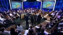 Аксенов защищает позицию Крыма 11.02.2015