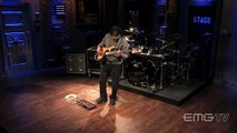 Victor Wooten gives amazing solo bass performance EMG