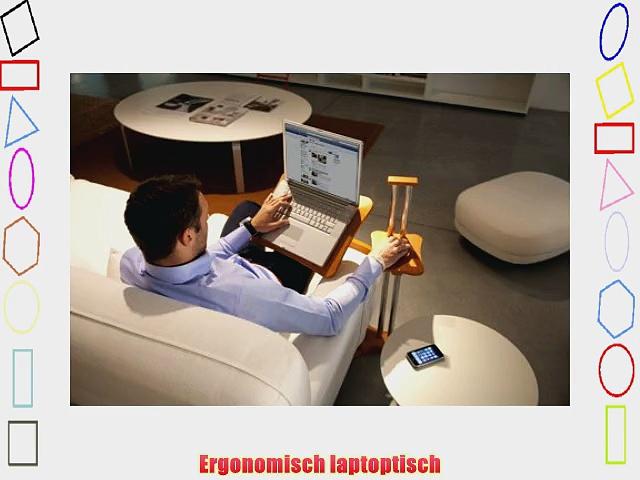 Lounge-Wood Hot – laptoptisch