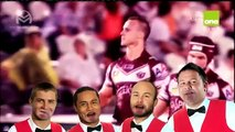 """Daly Cherry Evans"" - The Daly Cherry Evans song, sung by the Sea Eagles Barbershop Quartet."