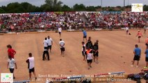 Finales, France Quadrettes, Sport Boules, Saint-Denis-lès-Bourg 2015