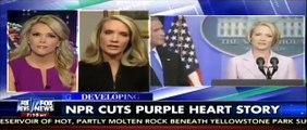 NPR Cuts Dana Perino's Heartwarming Story About George W. Bush