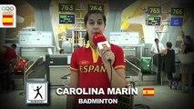 El grueso de la delegación olímpica española, llena de ilusión hacia Londres