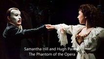 The Phantom of the Opera- Samantha Hill and Hugh Panaro