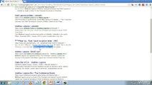 Find Email Address Magic tricks Google Search Technique  Part II