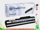 Hochleistungs Notebook Laptop Akku 6600mAh f?r Medion MD-96727 MD-96888 MD-96891 MD-96909 MD-96910