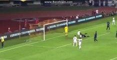Sergio Aguero Goal - Burnley vs Manchester City 1-1 ~ 26/11/2016 [Premier League]