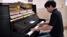 Europe - Final Countdown (Will Ting Piano Cover)