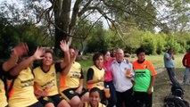 Jornadas Deportivas Universitarias Pte. Nestor Kirchner, Mayo 2015