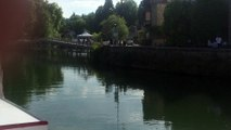 Samois sur Seine 2015 Petit pont de l'Ile du berceau