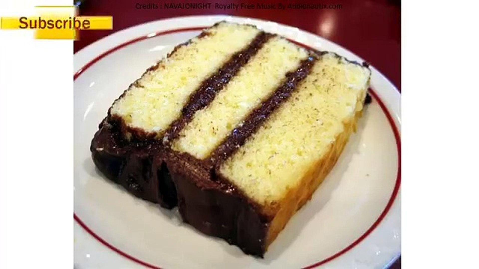 Favourite Cakes - Moist Chocolate Cake