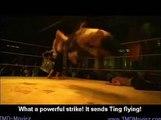 ong bak thai warrior mix